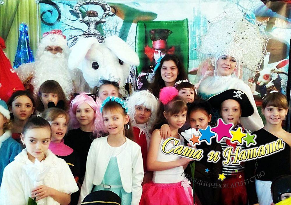 Организация детского нового года Николаев