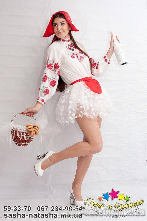 Красная шапочка Николаве