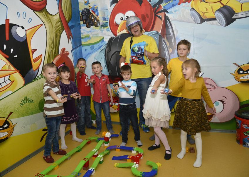 Каких аниматоров ждут мальчишки на день рождения в Николаеве?
