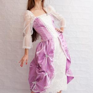 Костюм роскошный дамский наряд